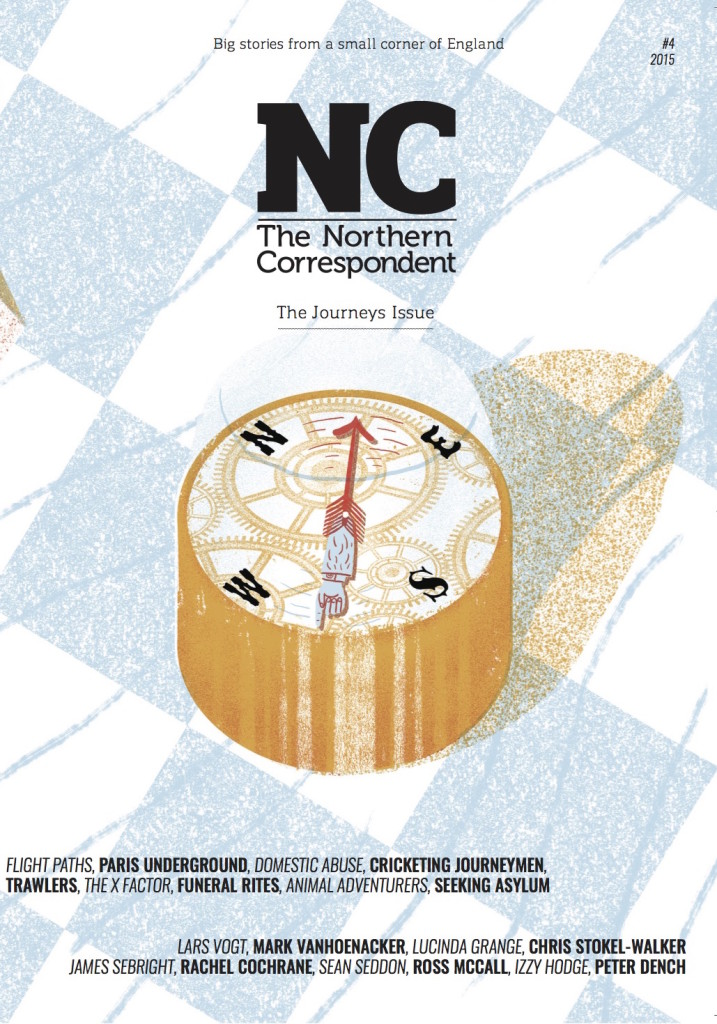 NC#4 Cover
