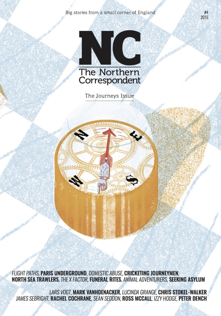 The Northern Correspondent #4 - available now