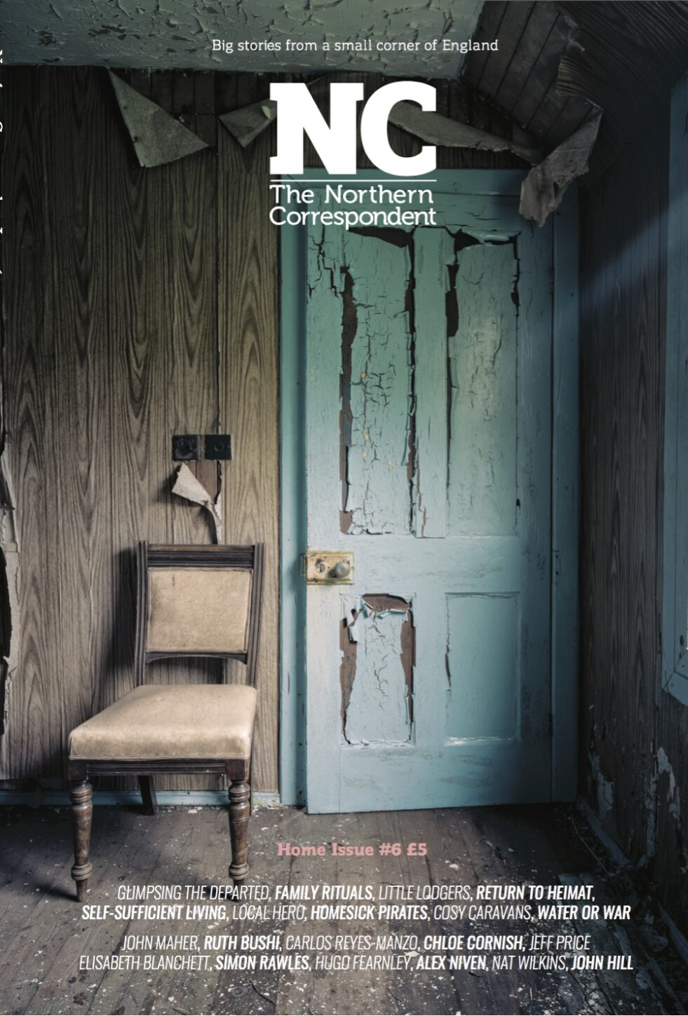 NC#6 Cover
