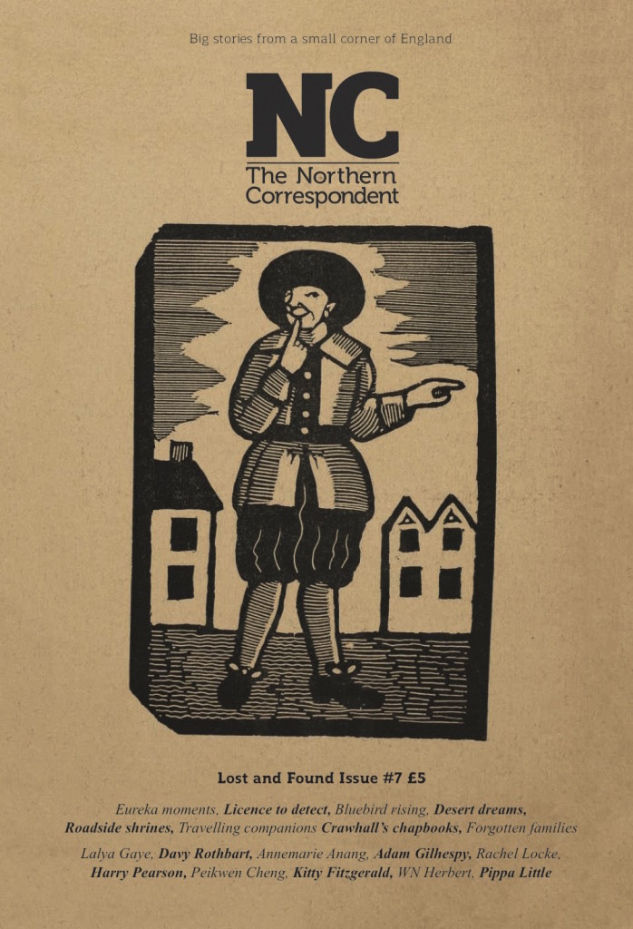NC#7 Front cover